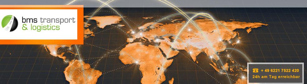 Spedition von Deutschland nach England, Schottland und Irland - BMS Transport & Logistics - header-international